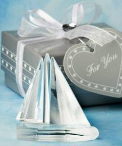 Set Sail for a Happily Ever After with Nautical Wedding Favors