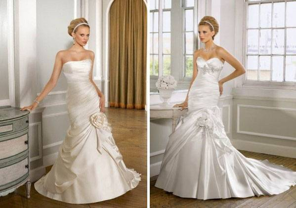 Which Wedding Dress Color is Best for You?