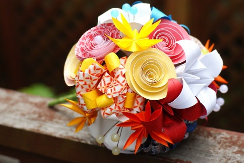 Real Flower Bouquet Alternatives