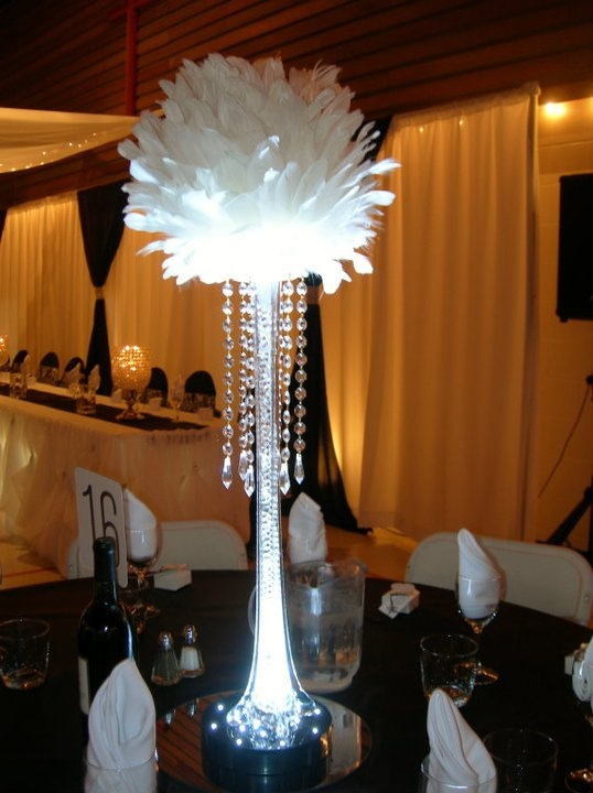 Tips for Using Eiffel Tower Vases for Wedding Centerpieces
