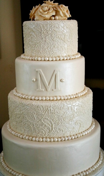 Elegant Wedding Cake Design : Elegant Wedding Cake Designs To Inspire You - Elegant Wedding