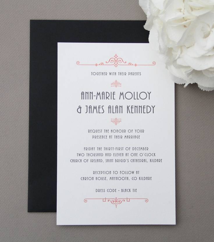 Everything Invitations: The Difference between Printed and Letterpress Invitations