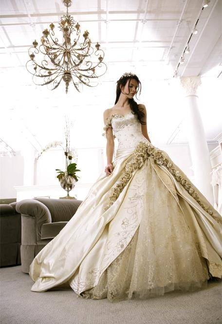 5 Jaw Dropping Wedding Dresses