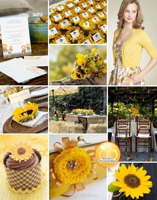 Popular Wedding Themes of 2013