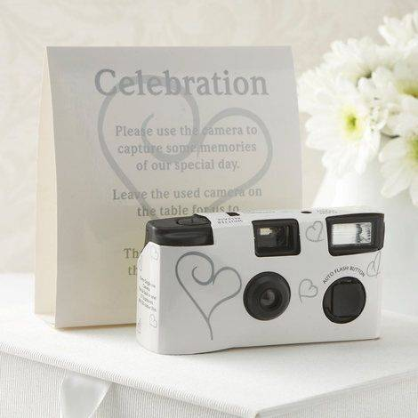 Disposable Camera for Weddings