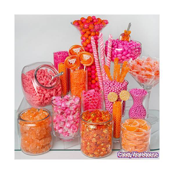 Where to Find Colored Candy for a Candy Buffet