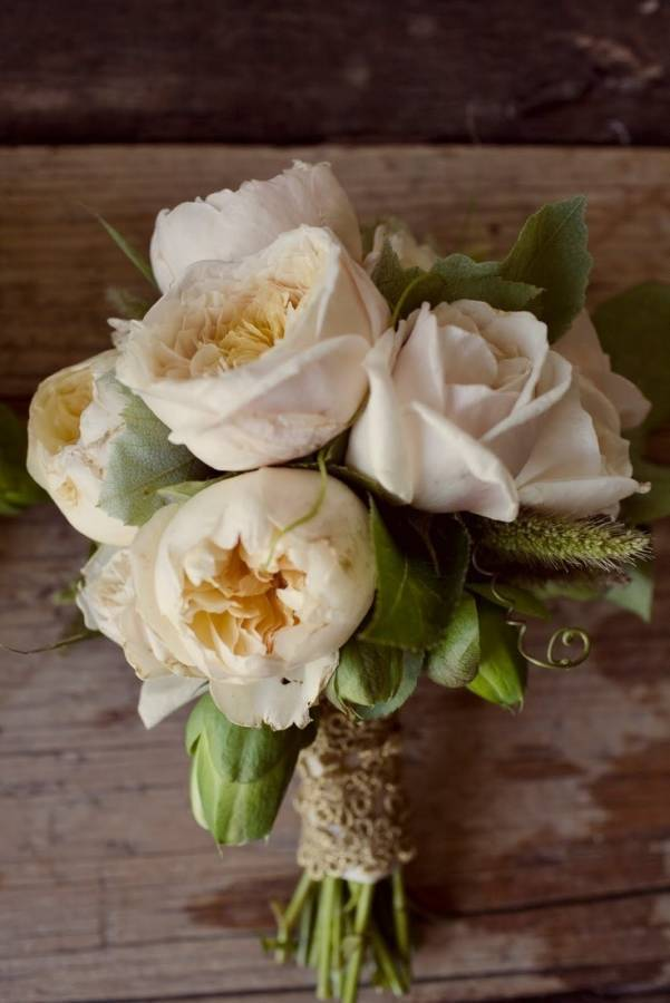 Seasonal Wedding Flowers for December and January