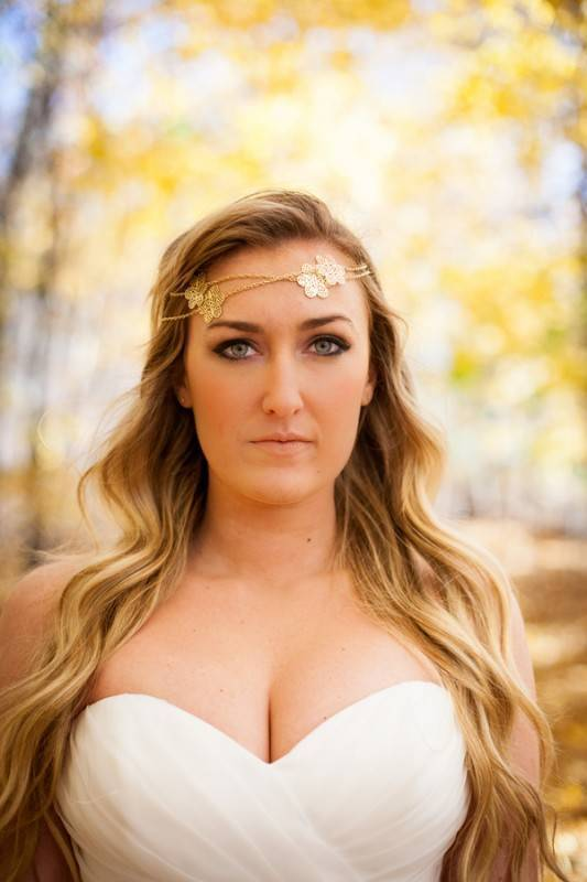Trash the Dress   Autumn Leaves