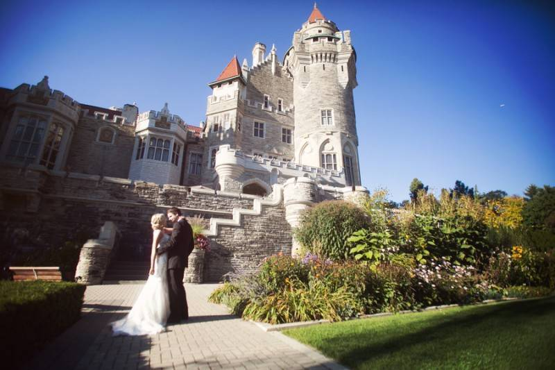 Fairytale Castle Wedding