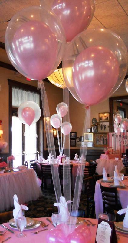 5 Ways to Make Balloons Elegant for Your Reception
