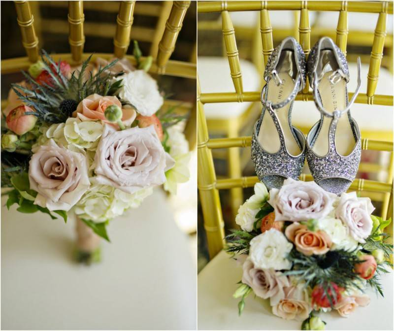 A Luxurious Spring Wedding