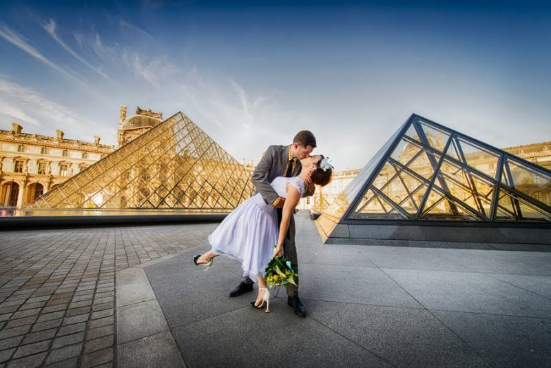 Getting Married in Paris!