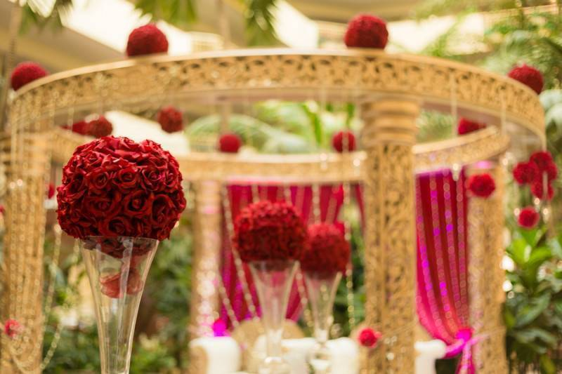 Colorful Tradition   An Indian Wedding Styled Shoot