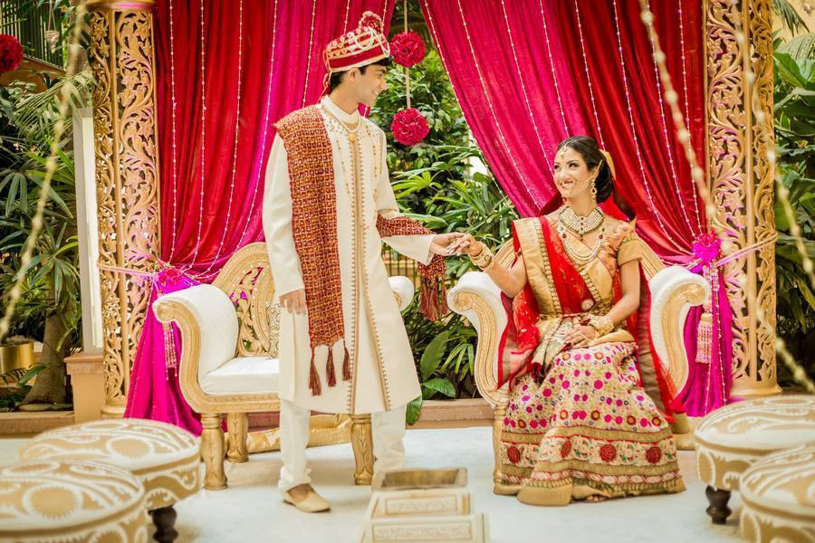 Colorful Tradition – An Indian Wedding Styled Shoot