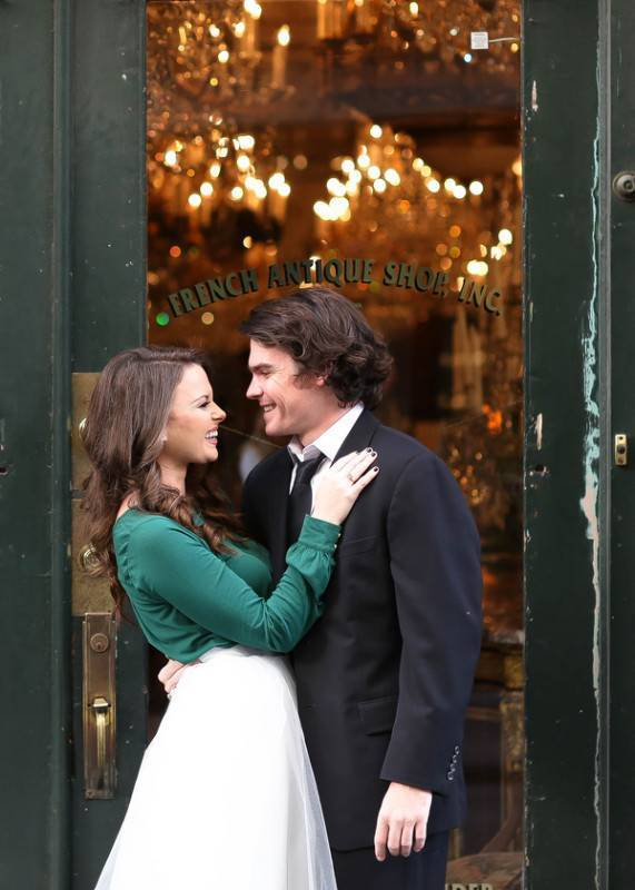 New Orleans Engagement Shoot