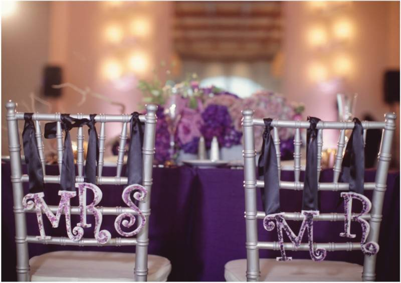 From Tacky to Timeless: Change Your Perception about a Wedding Color by Changing the Shade
