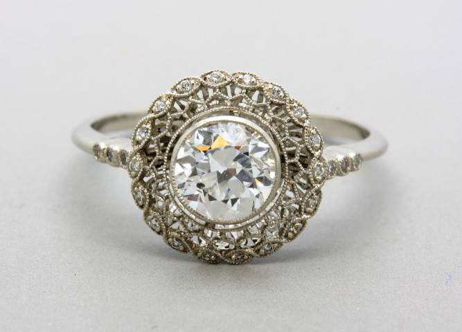 5 Amazing Vintage Engagement Rings