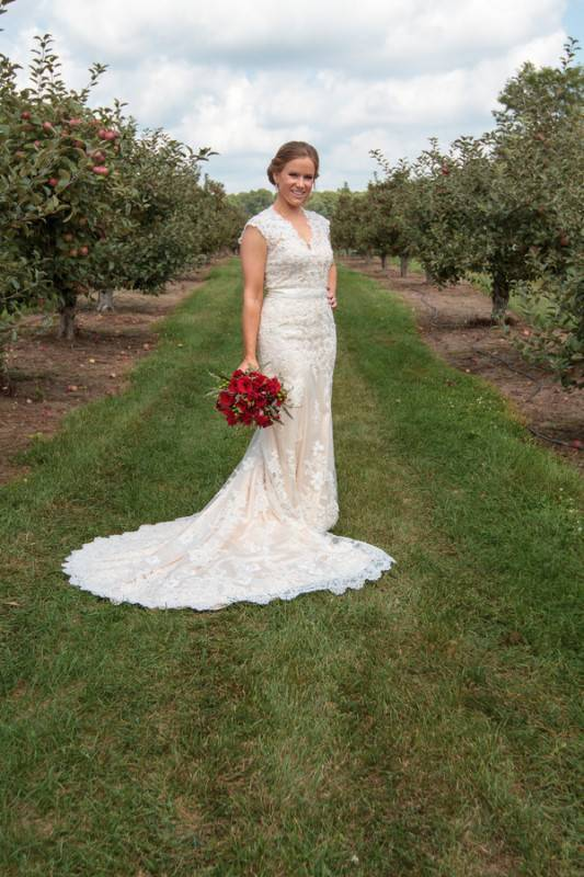 An Orchard And A Wedding
