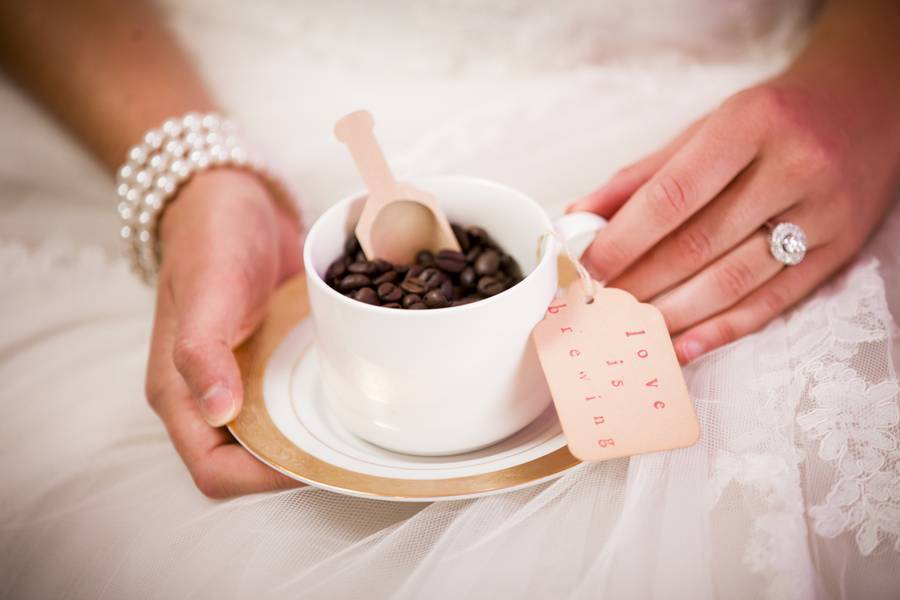 Love is Brewing - A Wedding Inspiration Shoot