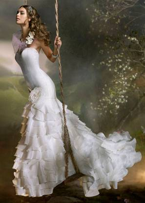 Wedding 101:  What You Need To Know About Wedding Dress Shapes
