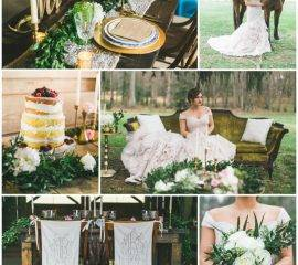 Southern Vintage Glam