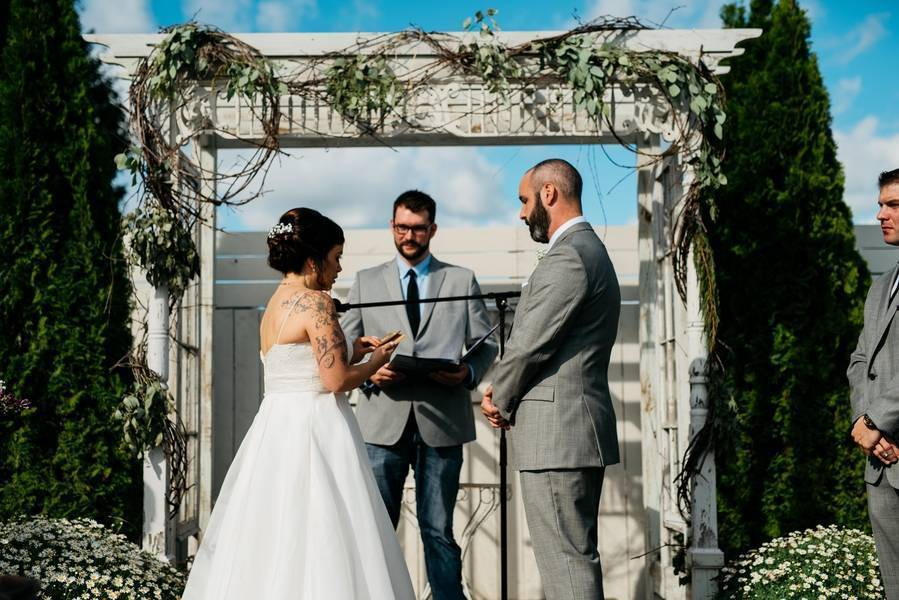 A Perfect Fall Wedding