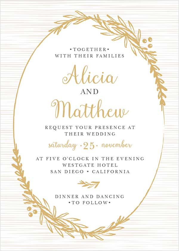 3 Inspired Tips To Bring Elegance to Your Wedding Invitations