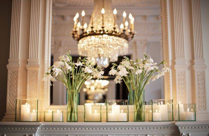 Elegant Wedding Decor Doesn't Have to be Pricy