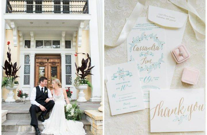 Styled Shoot | Classy and Romantic At The Manor