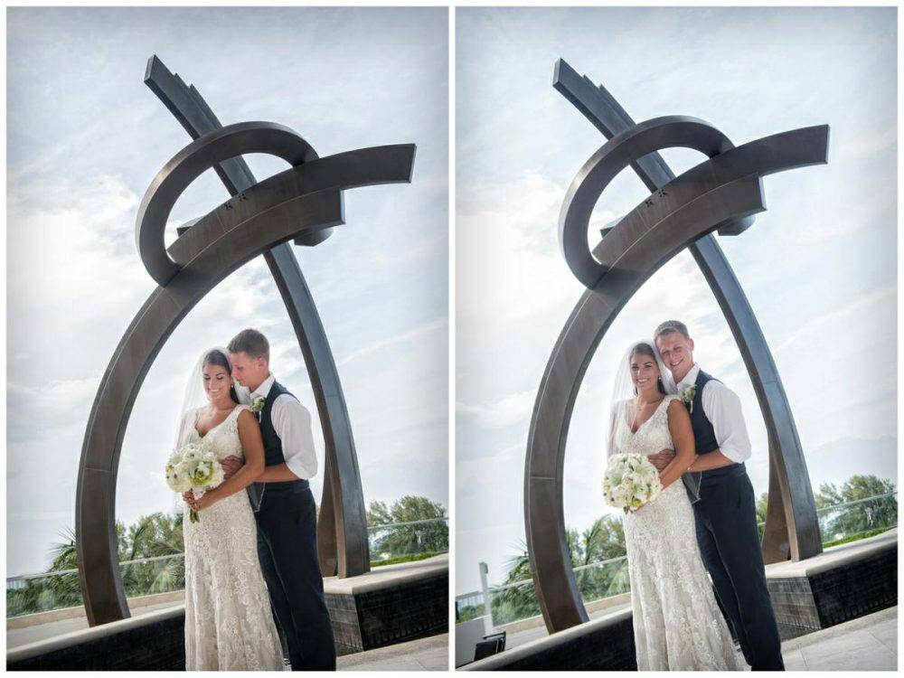 Destination Wedding: Bal Harbour