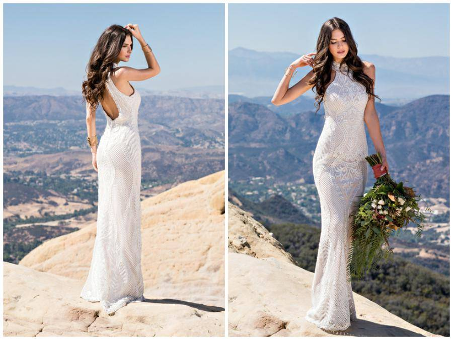 Bridal Musings: Galia Lahav and Julie Vino Creations