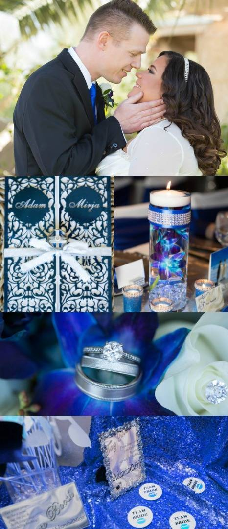 Elegant Wedding Color Palettes