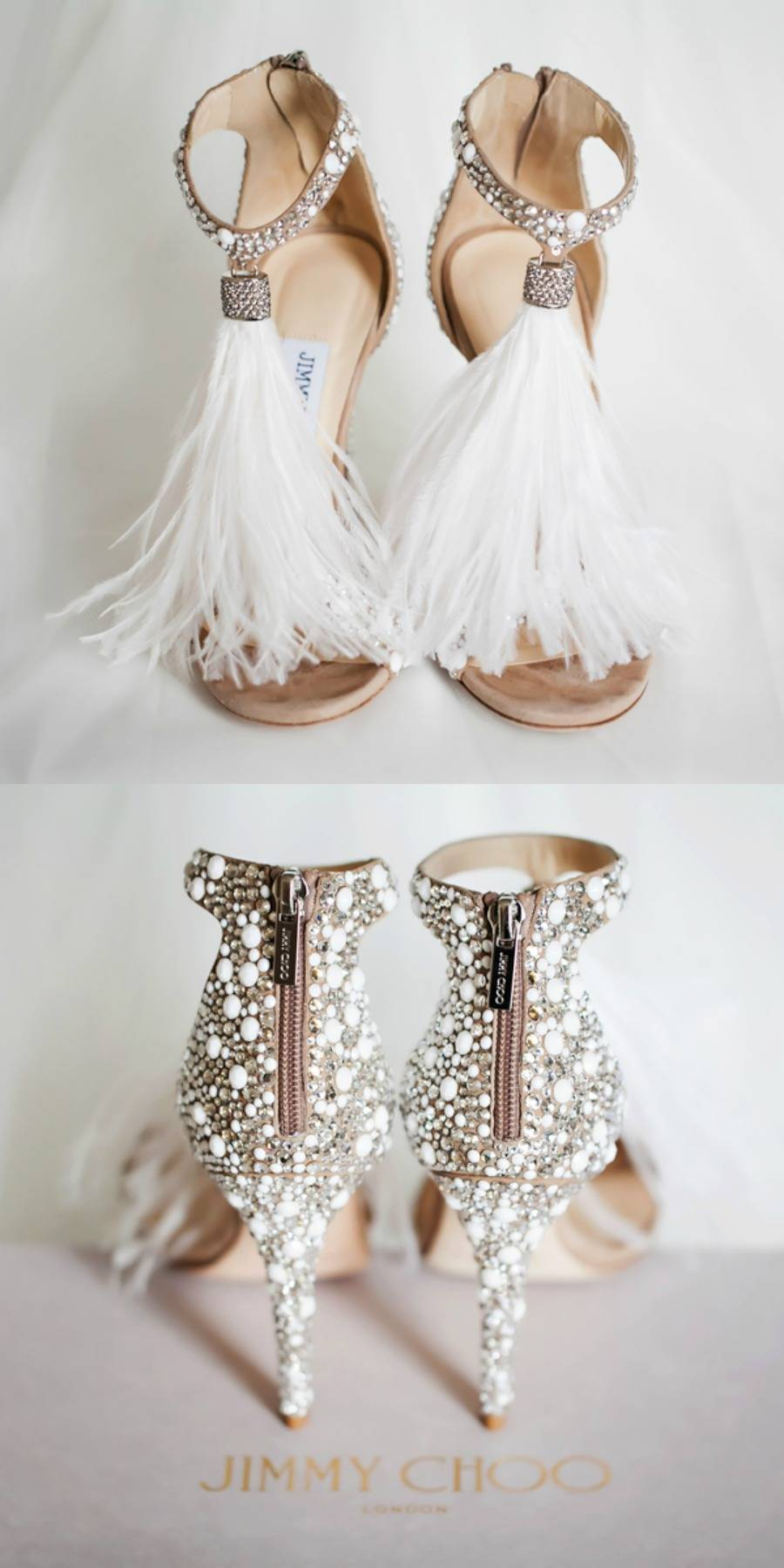 Offbeat Wedding Shoes Youll Love To Pieces
