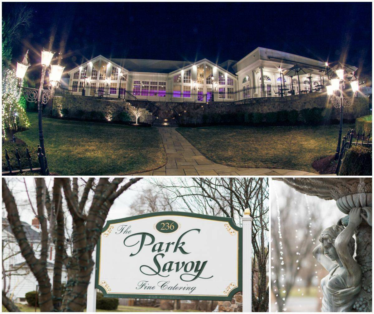 Park Savoy Estate Wedding