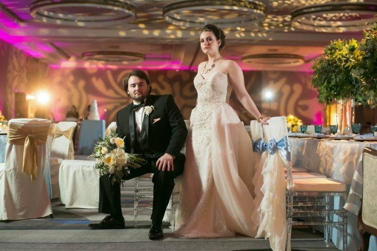 Styled Shoot | Grand Hyatt Wedding