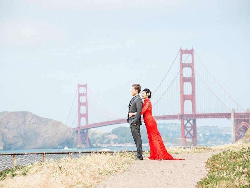 San Francisco Summer Engagement