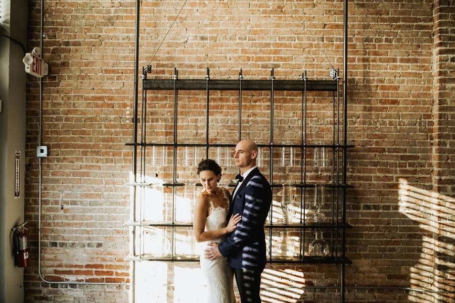 Matte Velvet Rialto Theater Wedding