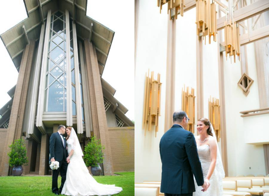 Chateau at Forest Park Wedding