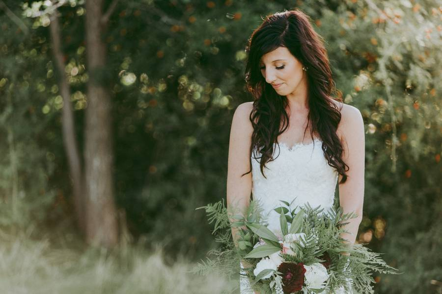 Dreamy Boho DIY Wedding