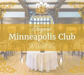 Elegant Minneapolis Club