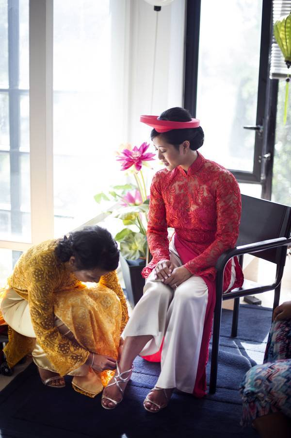 Rich and Modern Vietnamese Wedding in Montreal