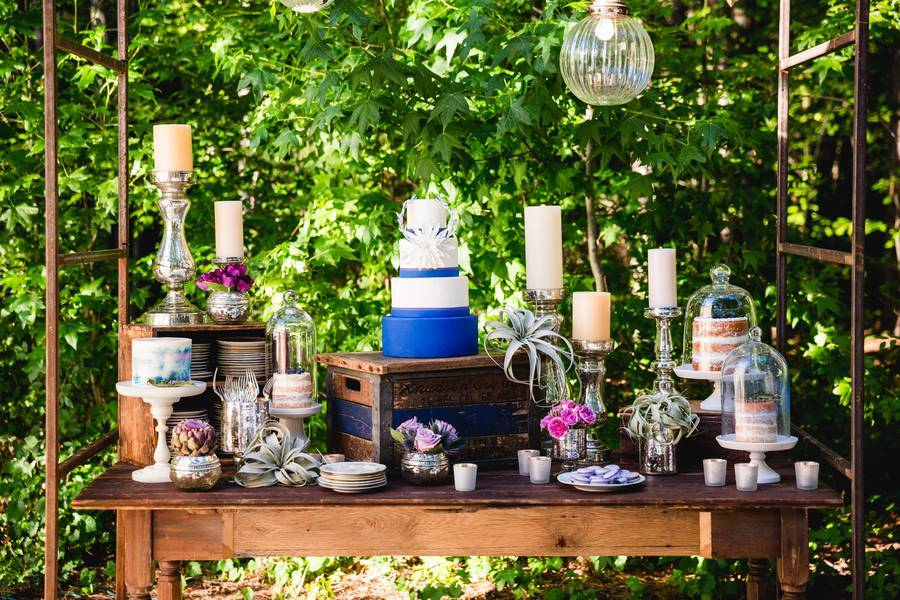 Whimsical Bohemian With A Vintage Touch