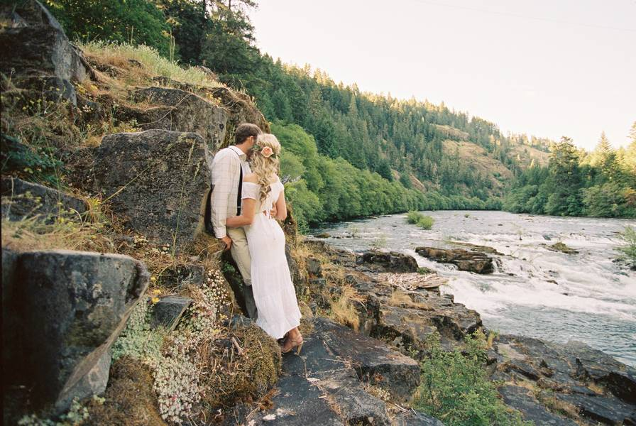 Nature Themed Elopement