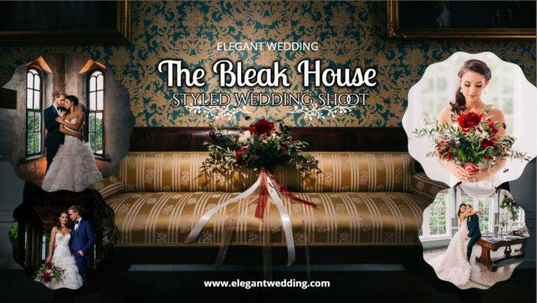 Bleak House Styled Wedding Shoot