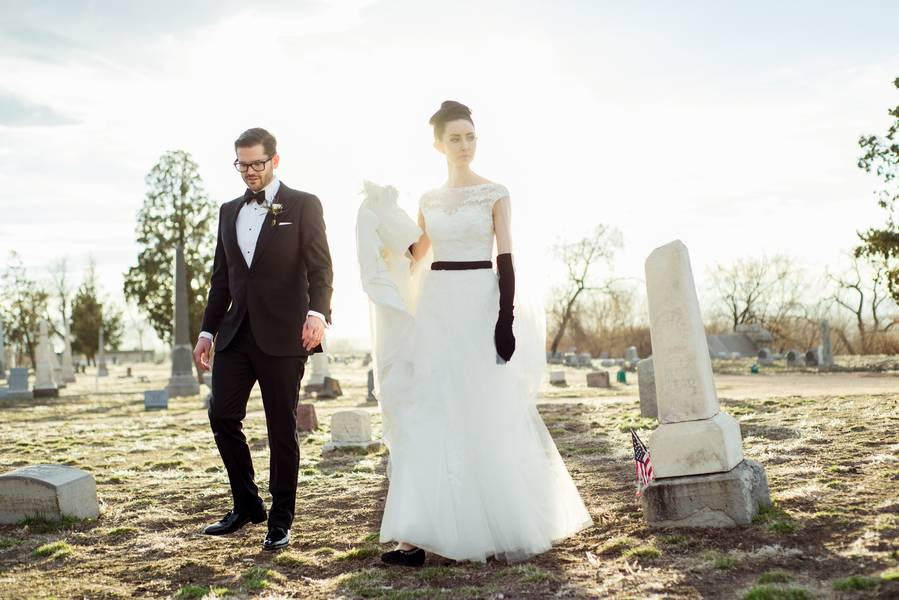 Love Til Death Wedding