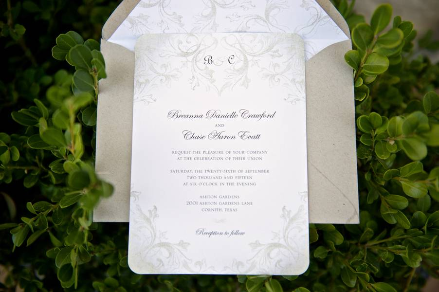 Classy and Cute Country Club Wedding