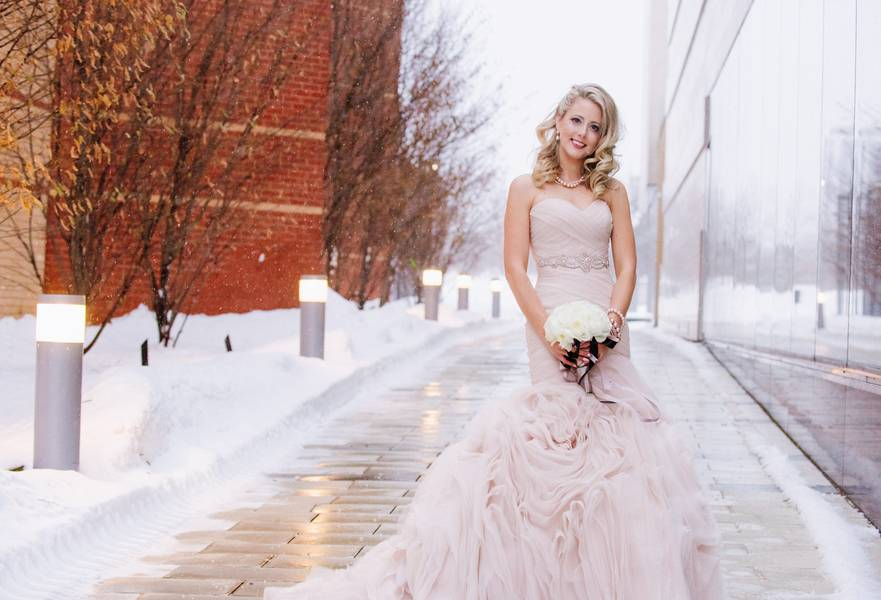 Bridal Gown Shop Bride on New Years Eve