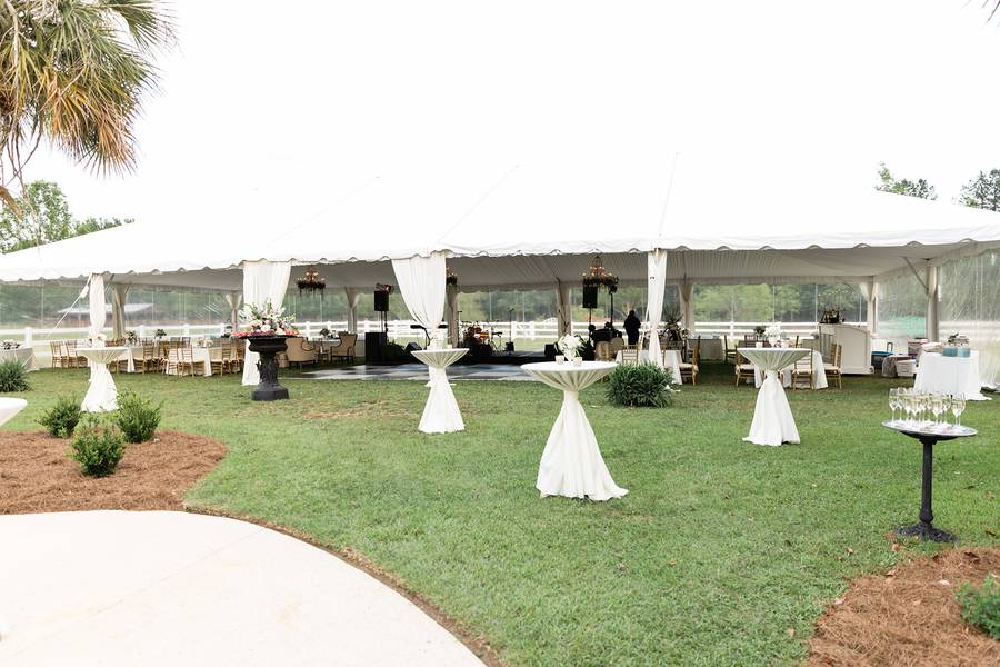 Plush Tented Classic Wedding