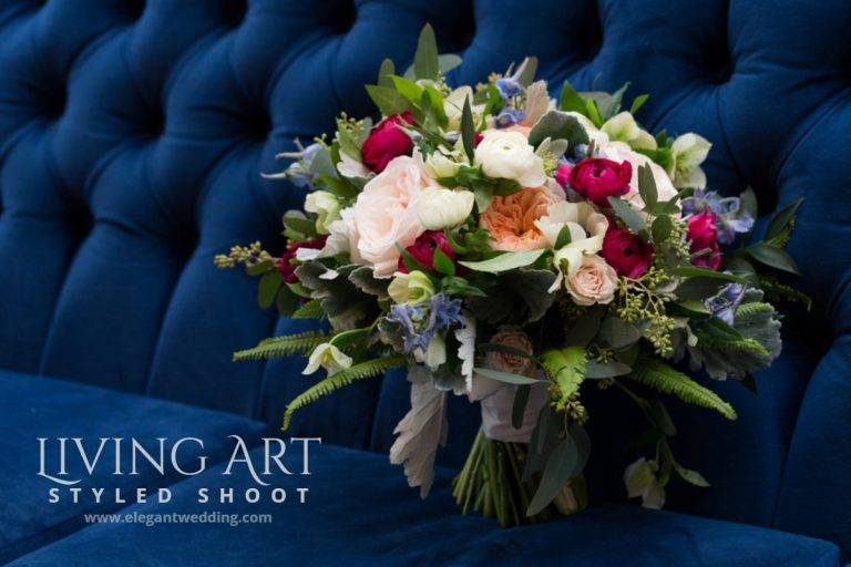 Living Art Styled Shoot