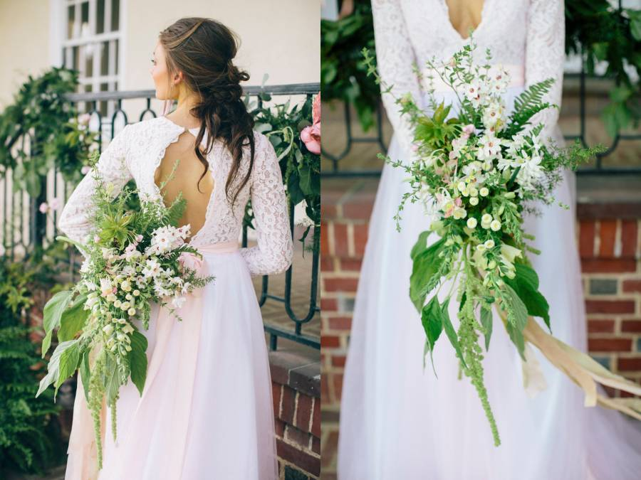 Romantic Springtime Styled Shoot